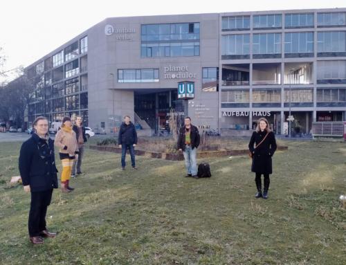 Gute Nachrichten für die Grünflächen – Teilziele der AG Moritzplatz erreicht!