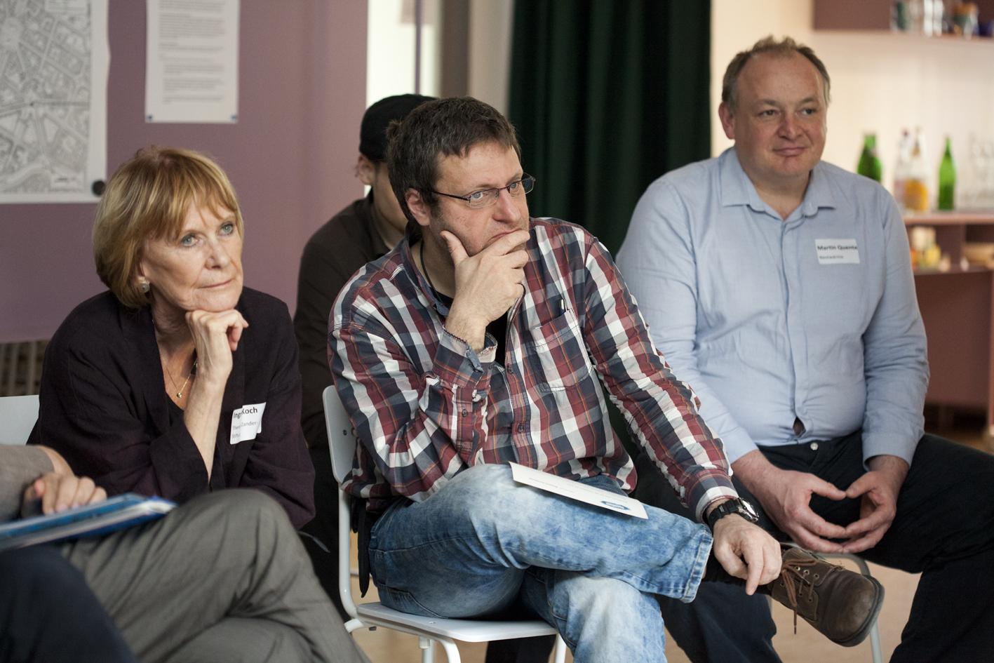 5. Netzwerk-Treffen – Blitzjobs, neue Räume, Public Viewing und mehr